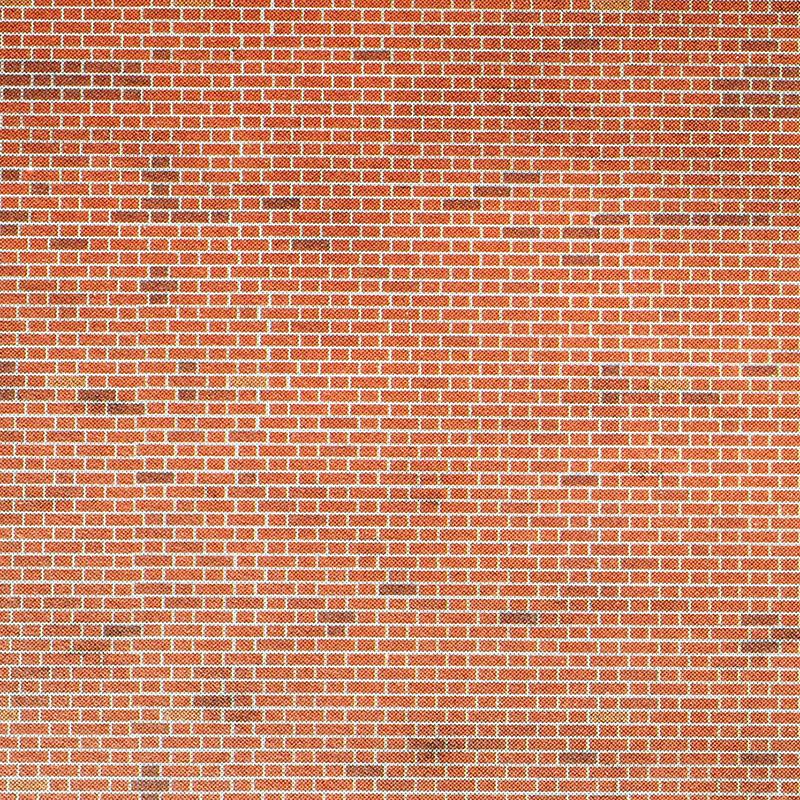 M0054 Red Brick