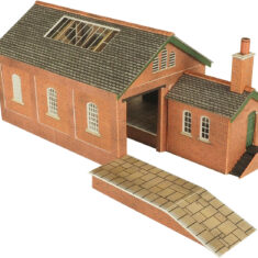 PN112 Goods Shed