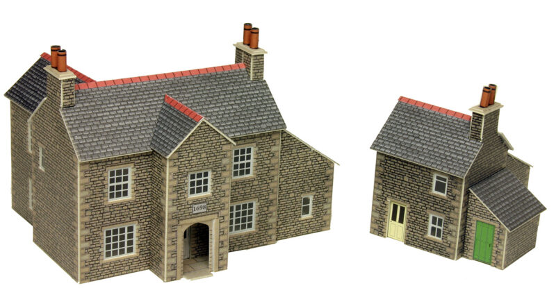 PN150 Manor FarmHouse