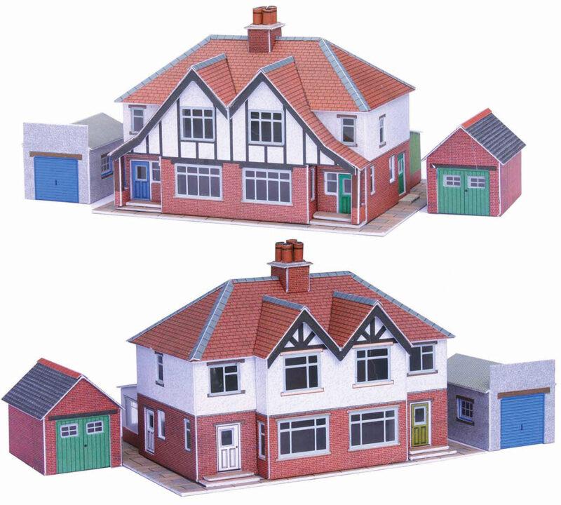 PN166 Semi Detached Houses