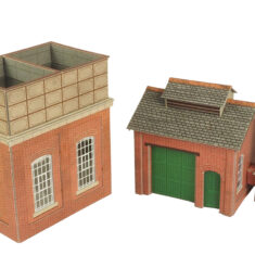 PO227 Water Tower and Sand House