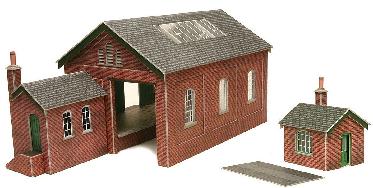 00/H0 Gauge Railway Model Kits - Railway Models & Toys from