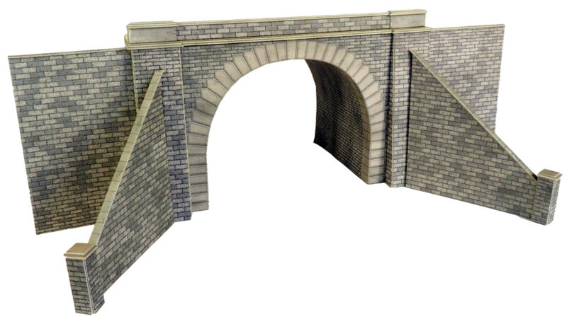 PO242 Double Track Tunnel
