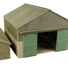 PO252 Farmyard Buildings