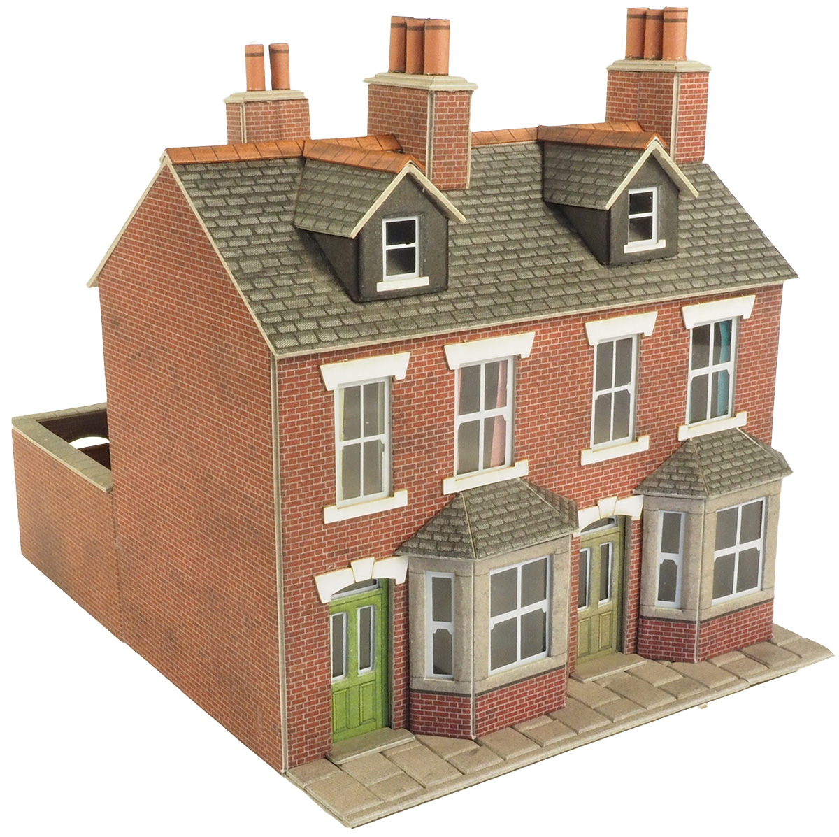 00 Gauge Town Country Railway Kits 00 H0 Terraced