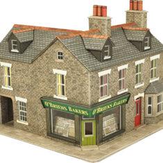 PO264 Terrace Corner Shop