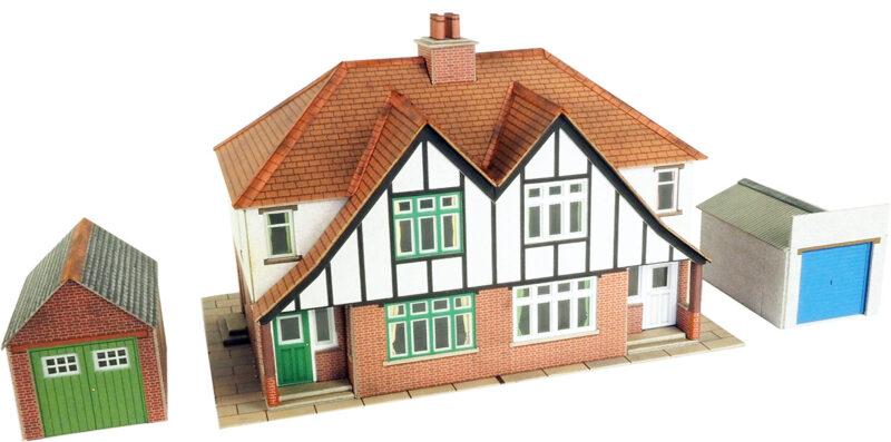 PO266 Semi Detached House