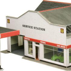 PO281 Service Station