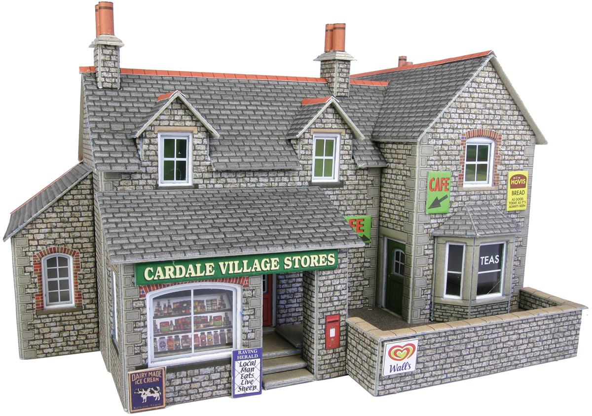 PO254 Village Shop
