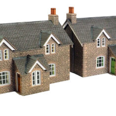 PO255 Workers Cottages