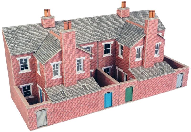 PO276 Terrace House Backs