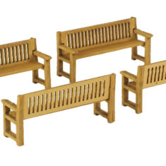 PO503 Park Bench