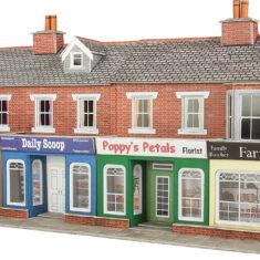 PO272 Terrace Shop Fronts