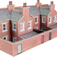 PN176 Terrace House Backs