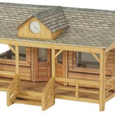 PO410 Wooden Pavilion