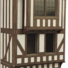 PO421 Timber Framed Shop Front