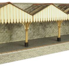 PO341 Wall Backed Canopy
