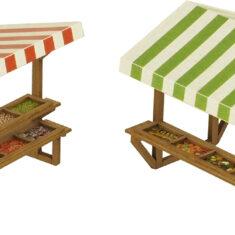 PO530 Market Stalls