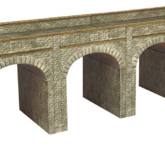 PN141 N Scale Stone Viaduct