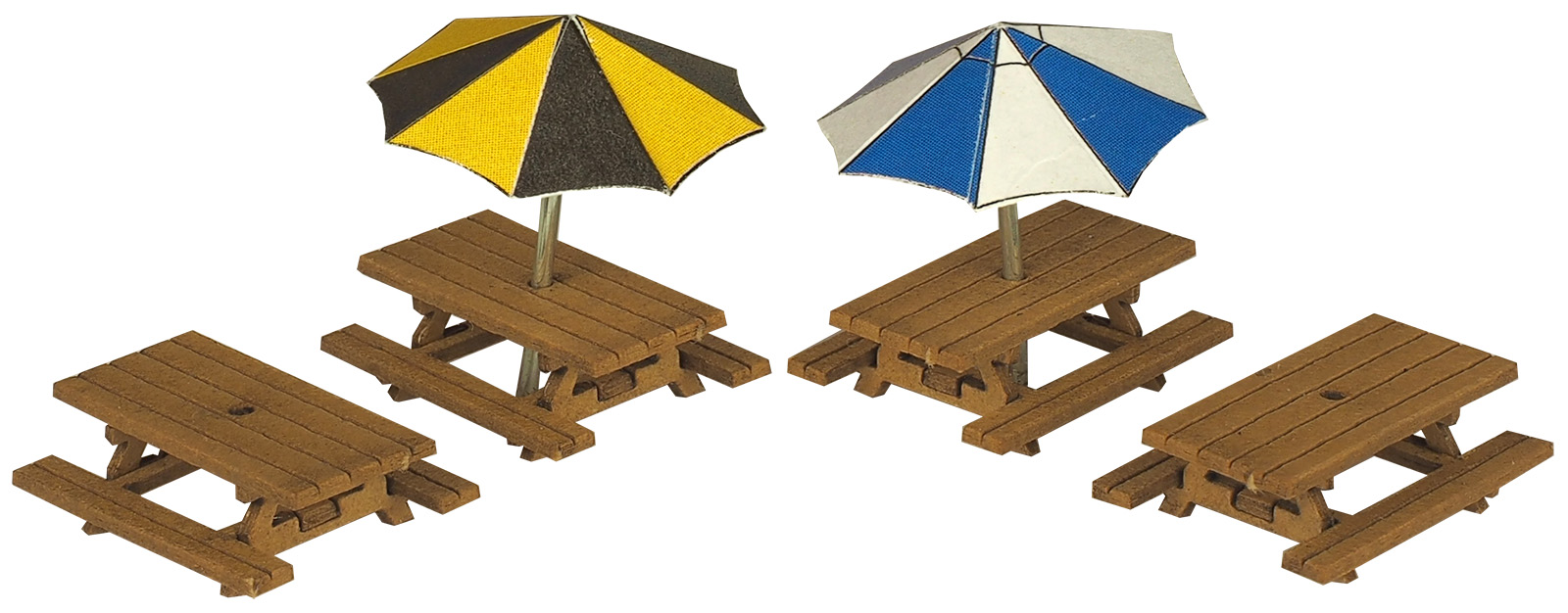 N Scale. Wooden Pavilion Metcalfe Mini Kit PN821