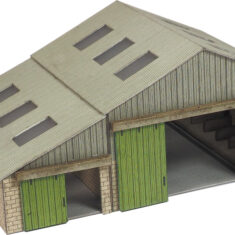 photograph relating to Free Printable Model Railway Buildings named Property website page - Railway Layouts Toys in opposition to Metcalfe - Geared up Minimize